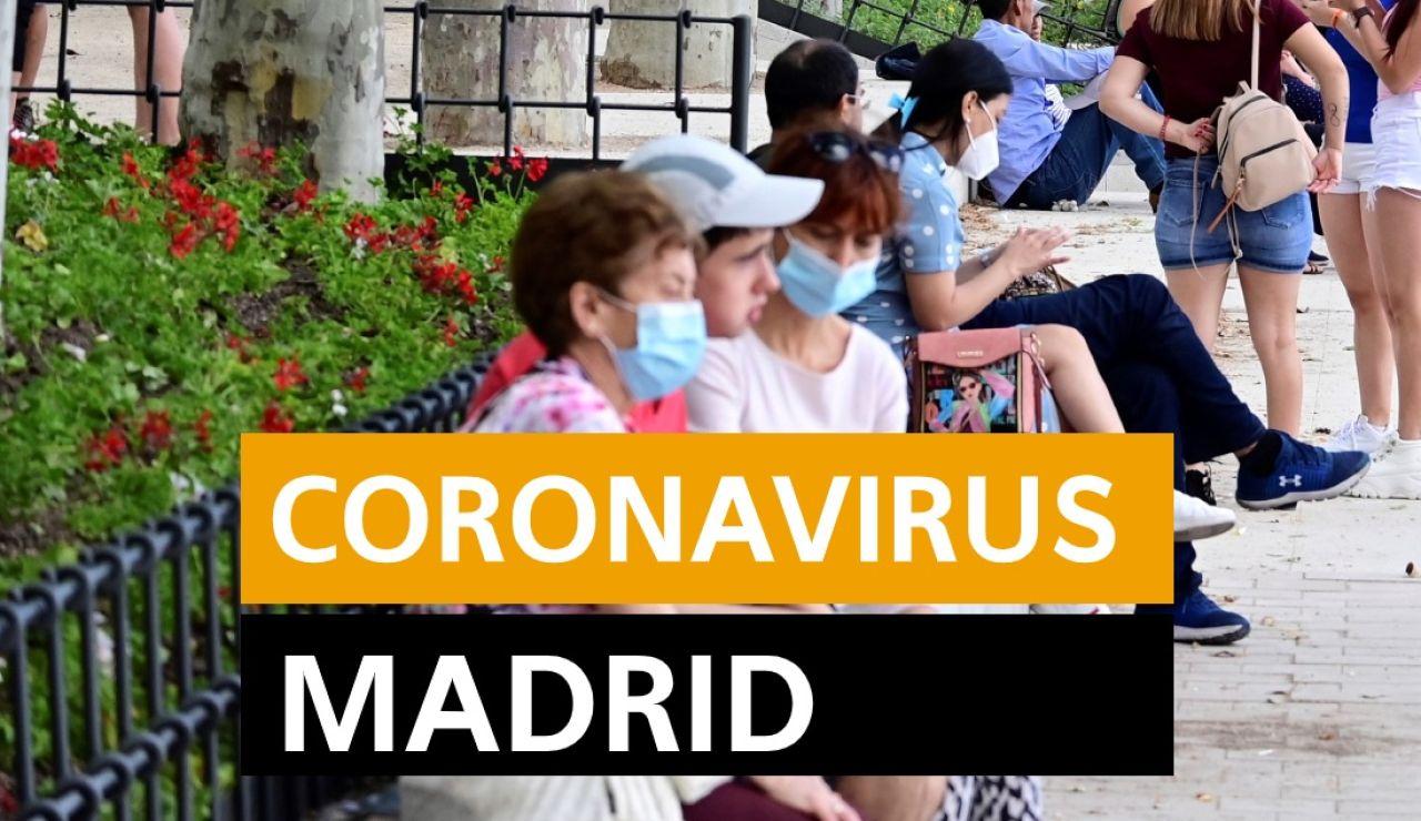 Coronavirus Madrid: Rebrotes, datos de muertos y contagios y noticias de última hora hoy martes 30 de junio, en directo