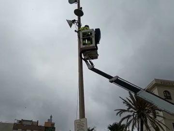 Barcelona instala videosensores para controlar el aforo de las playas