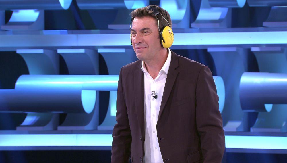 La drástica decisión de Arturo Valls para salvar su salud auditiva en '¡Ahora caigo!'