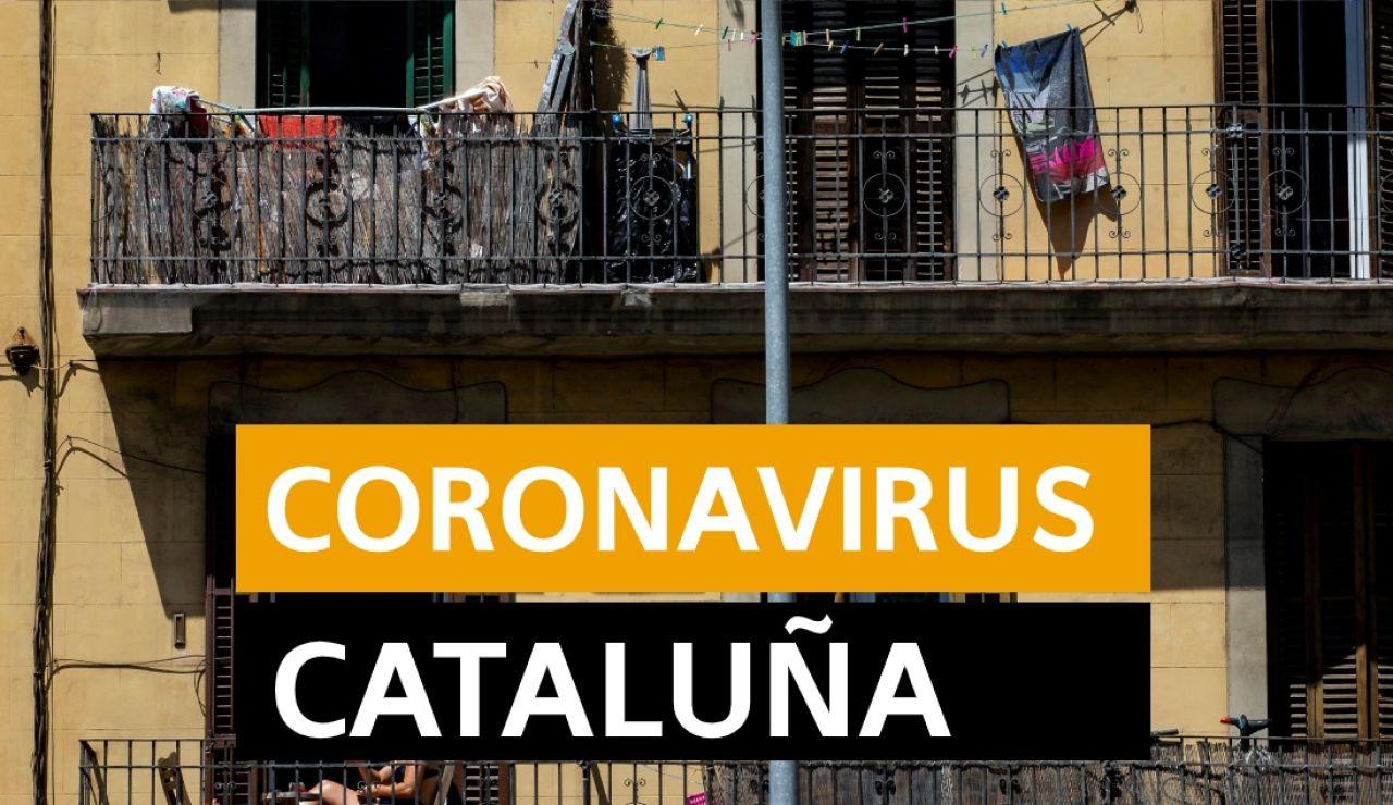 Coronavirus Cataluña: Última hora, rebrotes y datos de muertes y contagios hoy martes 30 de junio, en directo