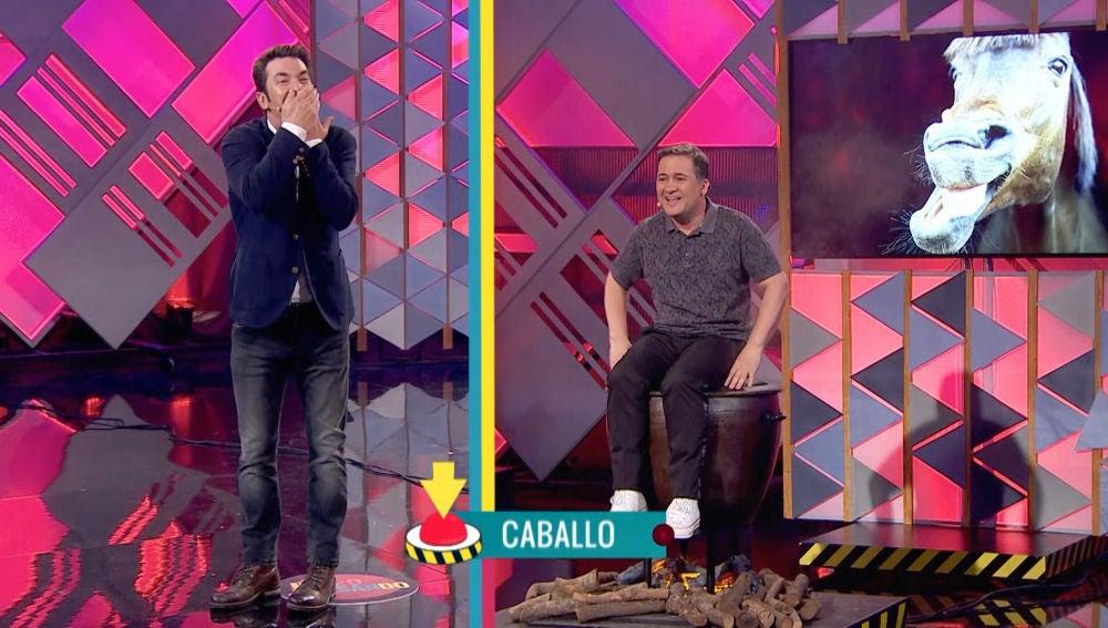 """""""¡Descalificado!', Arturo Valls se salta las normas de 'Improvisando'"""