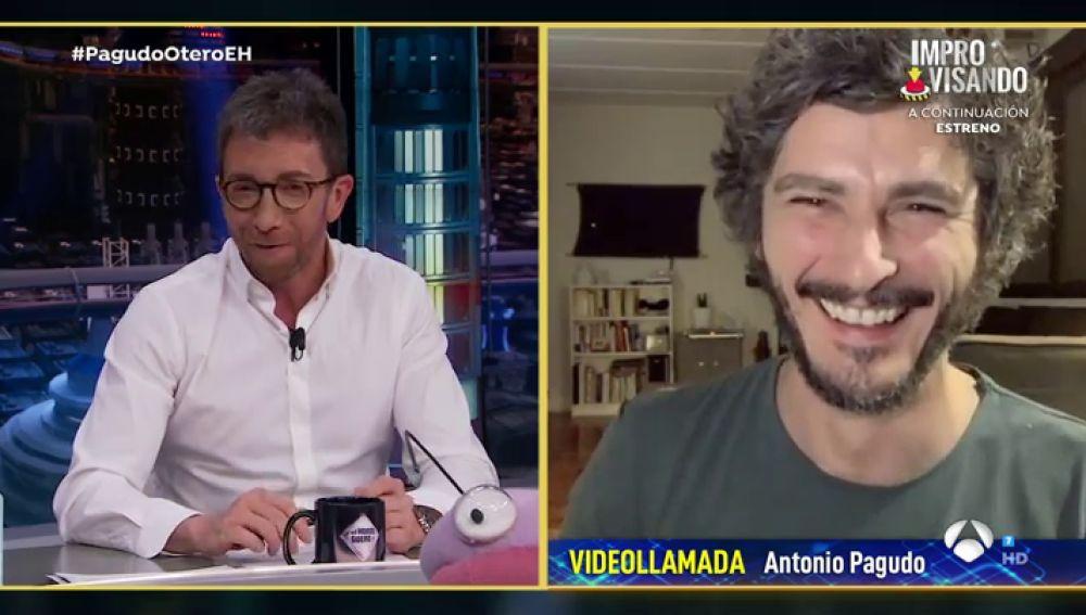 Revive la entrevista completa de Antonio Pagudo en 'El Hormiguero 3.0'