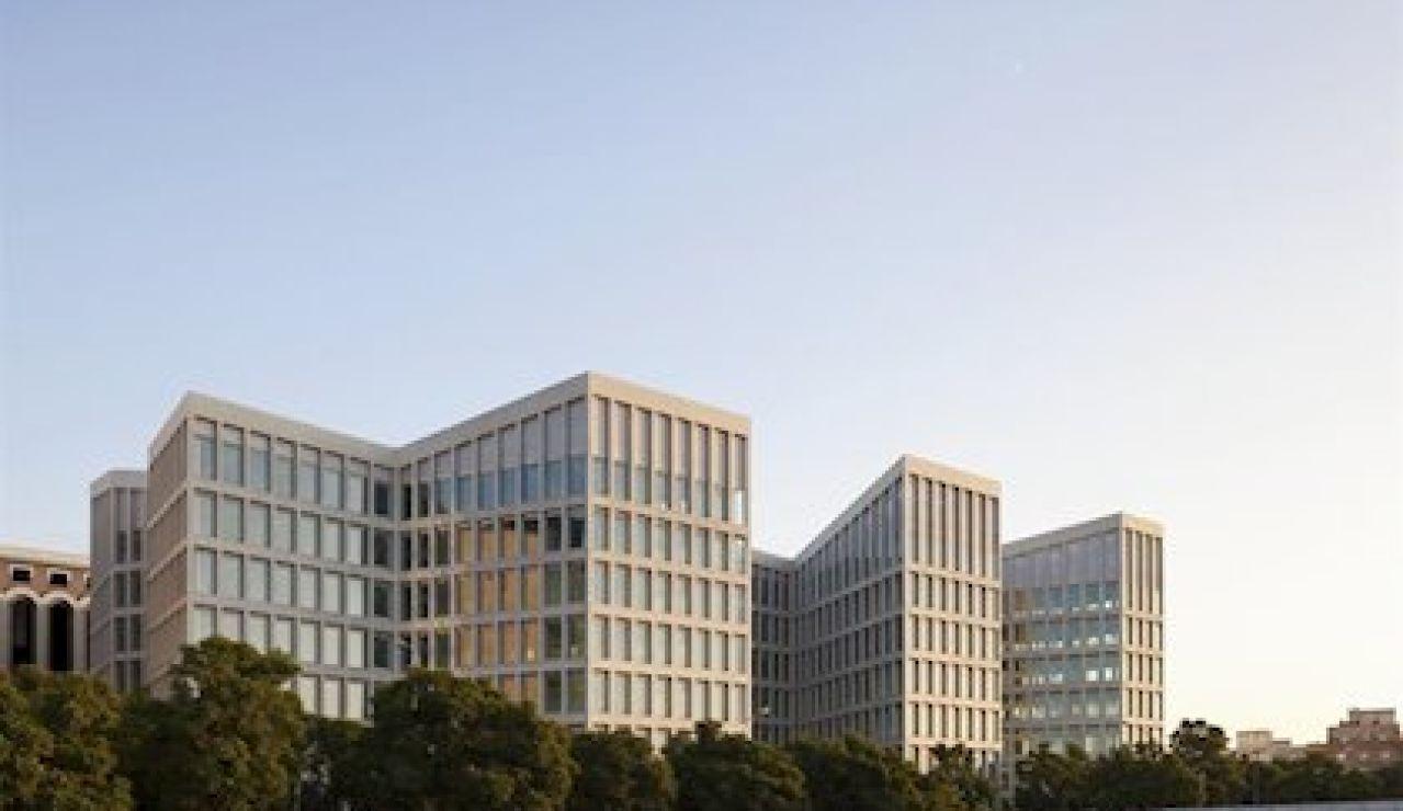 Los edificios podrían cambiar tras el COVID-19