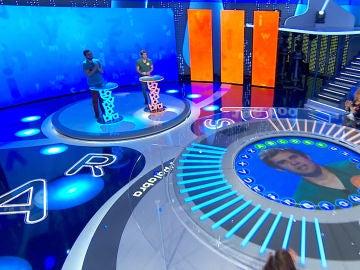 Nacho, expectante a la jugada de David tras quedarse sin opciones en 'El Rosco'