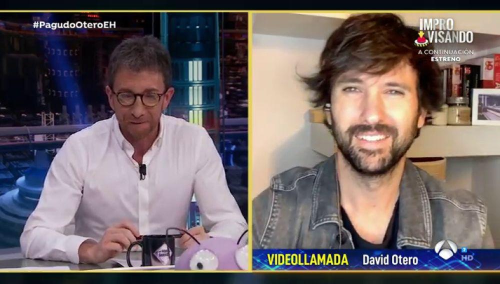 Revive la entrevista completa de David Otero en 'El Hormiguero 3.0'