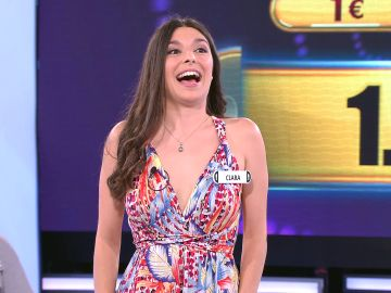 Un 'reality' de Antena 3 provoca la caída de la superlíder Clara en '¡Ahora caigo!'