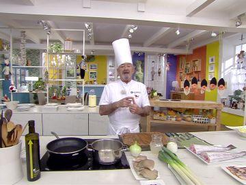Diez formas diferentes de elaborar una merluza: Karlos Arguiñano nos lo cuenta