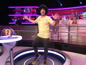 Los siete apellidos brasileños de Antonio al ritmo de la samba en '¡Ahora caigo!'
