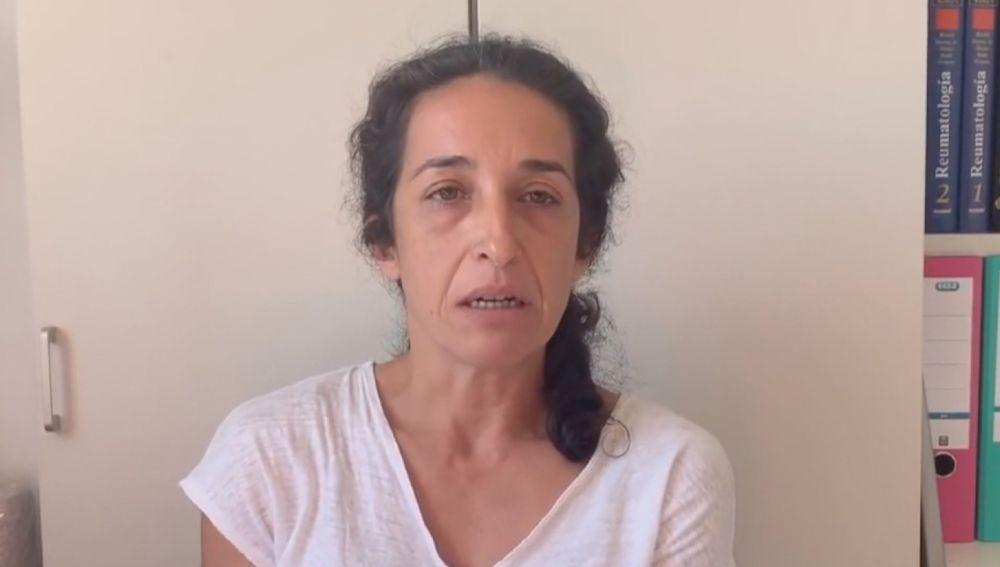 Patricia Ramírez.