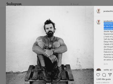 Muere el cantante Pau Donés