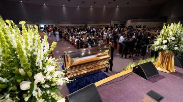 Funeral por George Floyd