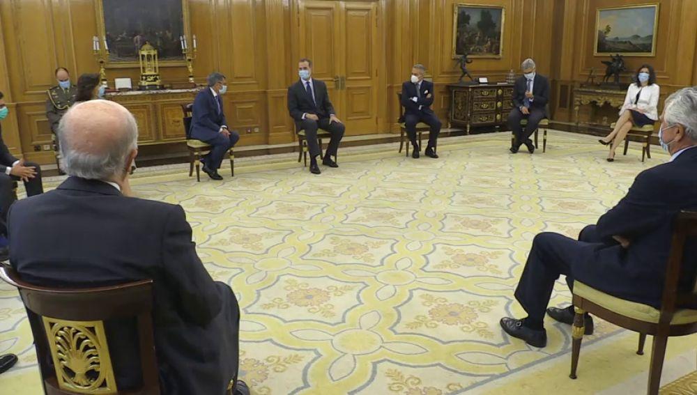 Silencio en la Casa del Rey sobre las investigaciones a don Juan Carlos