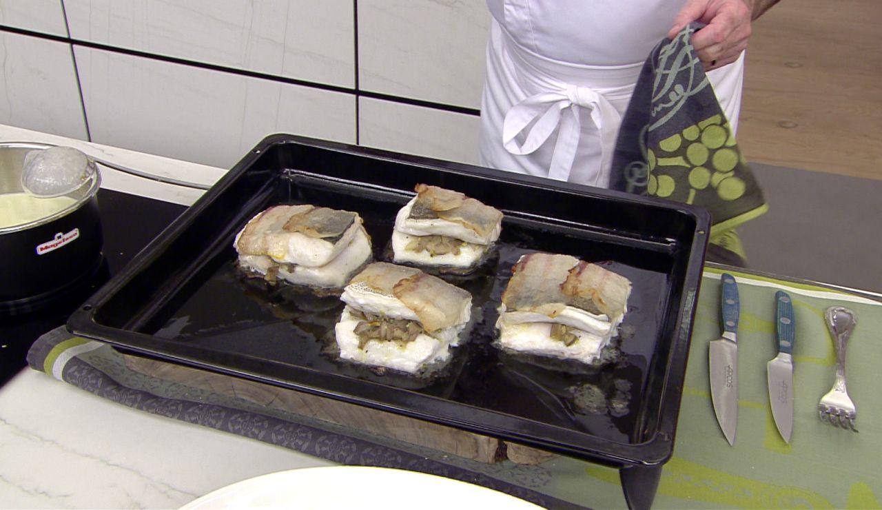 El truco de Karlos Arguiñano para saber si el pescado está en su punto, ¡sin probarlo!