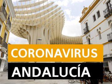 Última hora Andalucía: Últimas noticias del coronavirus en Andalucía, fase 3 de la desescalada y datos de muertos y contagios hoy, martes 8 de junio, en directo