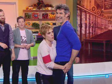 'Improvisando' con Jorge Fernández, Bibiana Fernández y Pitingo el lunes en Antena 3