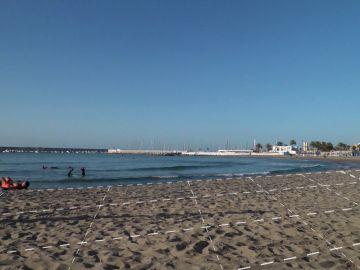 Sensores para controlar el aforo en las playas: así disfrutaremos del verano en la nueva normalidad