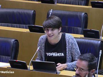 """La polémica intervención en el Congreso de Marta Rosique (ERC), que afirmó que en España """"la policía mata por racismo"""""""