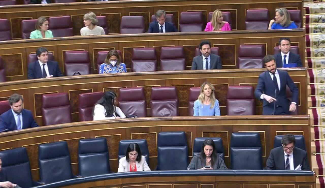 El PP vota a favor del Ingreso Mínimo Vital