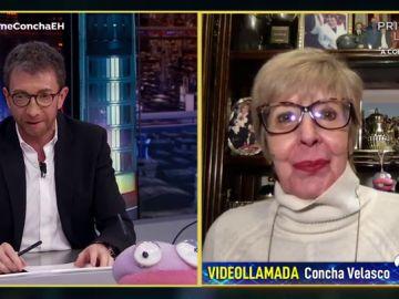 Disfruta de la entrevista completa de Concha Velasco en 'El Hormiguero 3.0'
