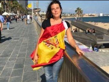 La Concejala de Vox Cristina Gómez