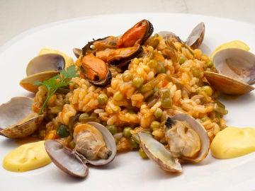 """La receta de arroz con almejas y mejillones, de Karlos Arguiñano, """"que no te fallará"""""""