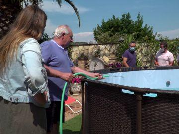 """El increíble crecimiento de la venta de piscinas tras la crisis del coronavirus: """"La venta ha aumentado un 150%"""""""