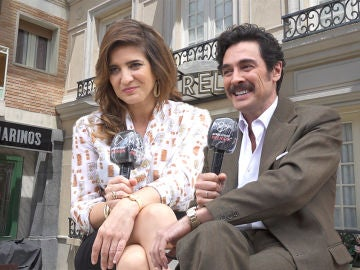 Irene y Armando, así ha sido el regreso de la pareja más temida de 'Amar es para siempre'