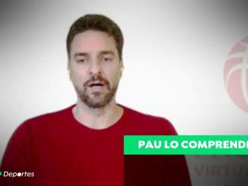 Pau Gasol habla claro en Antena 3 Noticias sobre las protestas tras la muerte de George Floyd