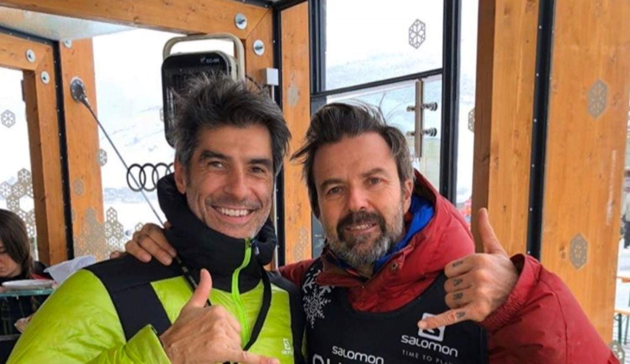 La nostálgica despedida de Jorge Fernández a su amigo Pau Donés