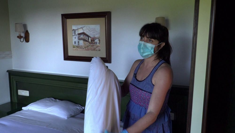 Contraventanas, máquinas de vapor y productos higiénicos, la gran inversión del mundo hotelero tras el coronavirus