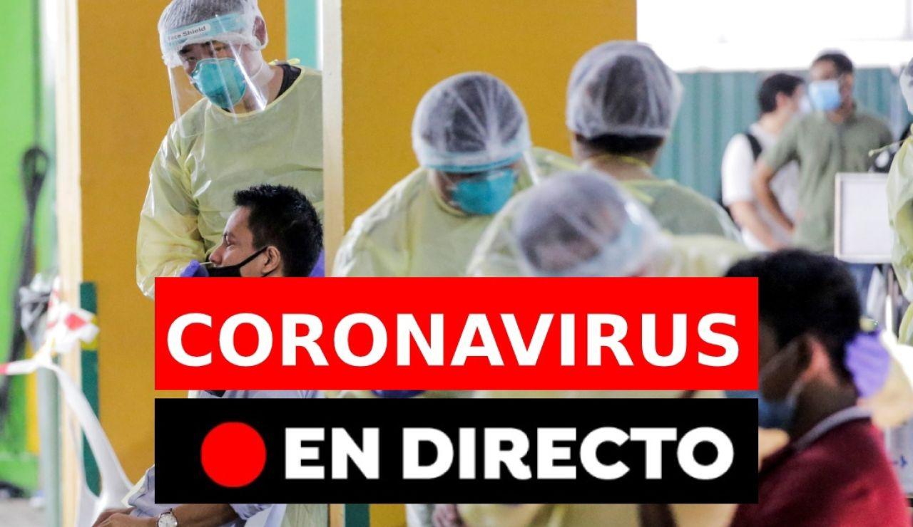 Coronavirus España última hora: Ingreso Mínimo Vital, datos, muertos y rebrotes de covid-19 hoy, en directo