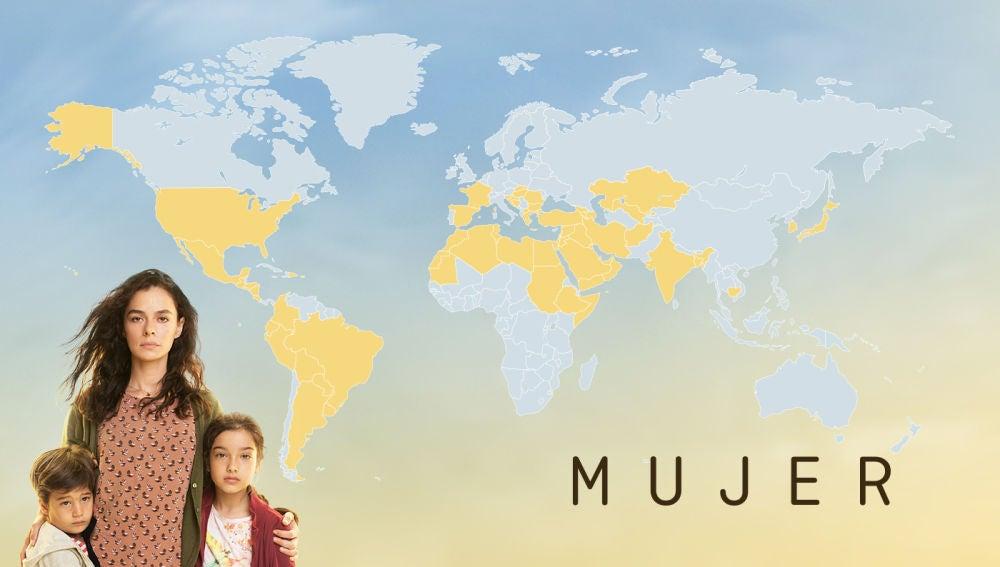 'Mujer', un fenómeno mundial que arrasa en medio mundo
