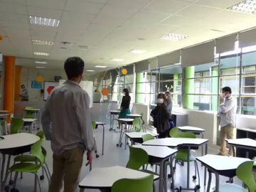Así organizan los centros la vuelta al colegio: se necesitará más espacio y más profesores