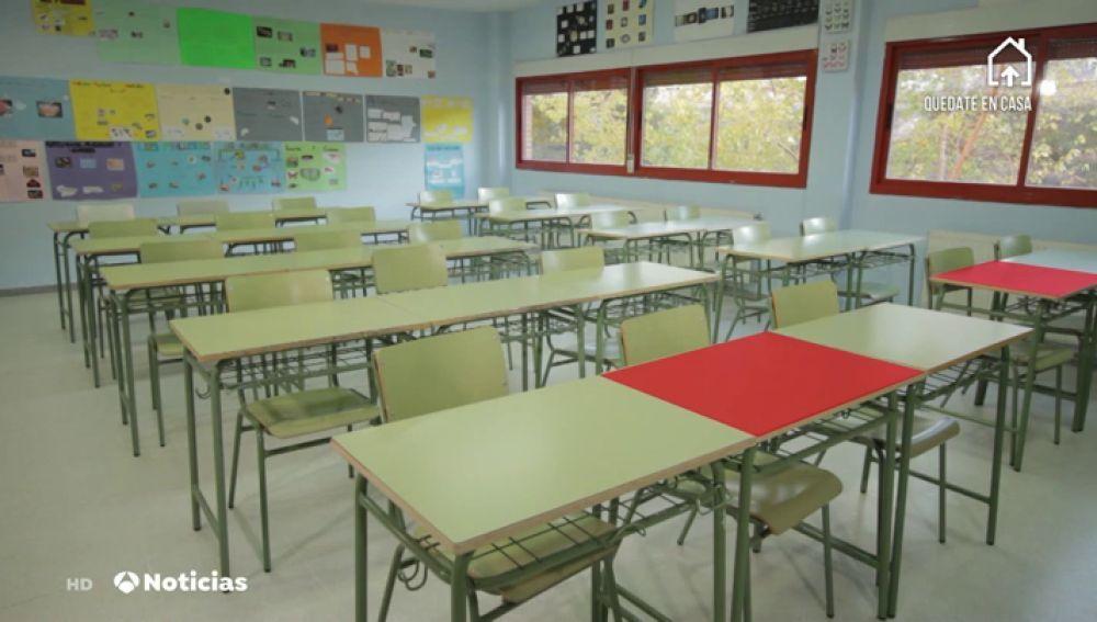 Noticias de la mañana (11-06-20) Así será la vuelta al cole: Los alumnos de hasta 4º de primaria no tendrán que mantener la distancia de seguridad por el coronavirus