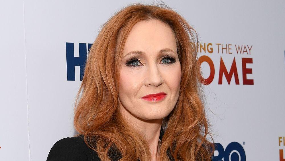J.K. Rowling, creadora de 'Harry Potter'