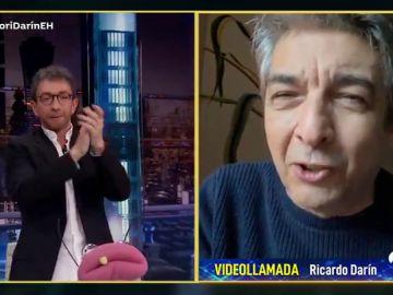 El merecido aplauso de Ricardo Darín a todas las amas de casa tras valorar su trabajo durante el confinamiento