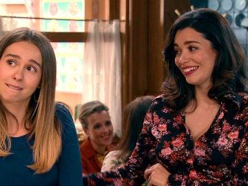 La vida de Luisita y Amelia dará un gran paso hacia su nuevo sueño: vivir juntas