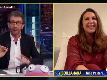 Disfruta de la entrevista completa de Niña Pastori en 'El Hormiguero 3.0'