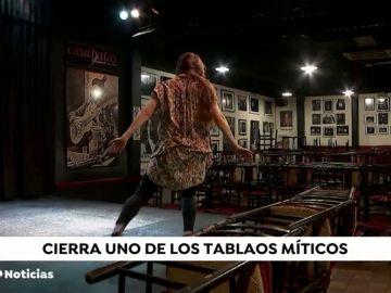 """El coronavirus pone en peligro el futuro de los tablaos flamencos: """"Los turistas son nuestra fuente de ingresos"""""""