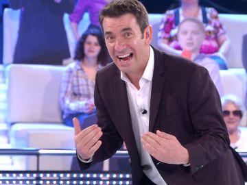 """La caída que ha sorprendido a Arturo Valls: """"Nunca había visto esto en 9 años que llevamos"""""""