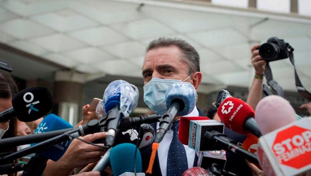 """El delegado de Gobierno en Madrid tras el archivo de la causa: """"Siempre he trabajado para preservar los derechos de los ciudadanos"""""""