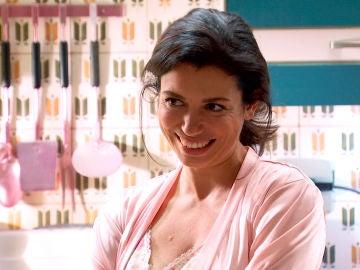 """Amelia, sorprendida por Luisita: """"No sabes lo que echaba de menos estos detalles"""""""