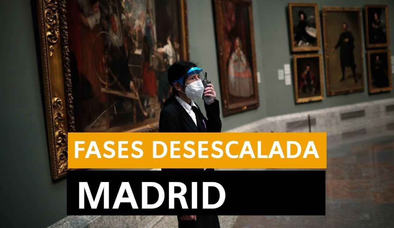 Madrid: Fase 2 de la desescalada, datos y últimas noticias de hoy viernes 12 de junio, en directo | Última hora Madrid