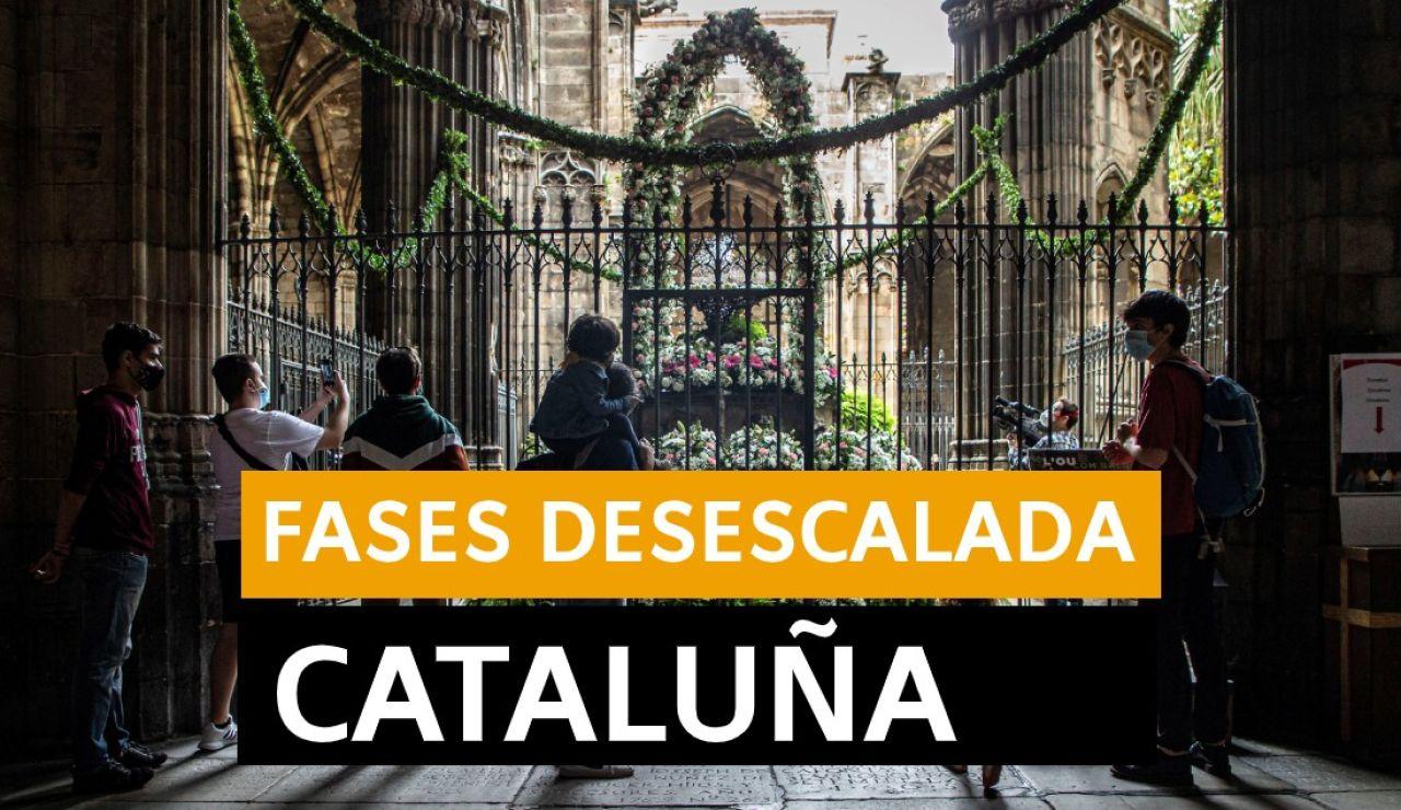 Cataluña: Fase 3 de la desescalada, datos y últimas noticias de hoy viernes 12 de junio, en directo | Última hora Cataluña