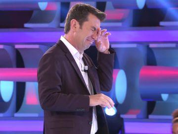 Arturo Valls se emociona con el genial baile 'fuetero' de 'Los 11 fantásticos'