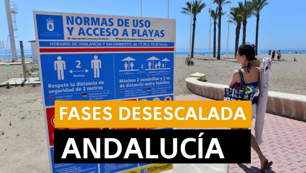Coronavirus Andalucía: Rebrotes, datos de muertos y contagios y noticias de última hora hoy martes 30 de junio, en directo