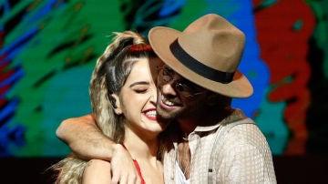 Lola Índigo y Don Patricio
