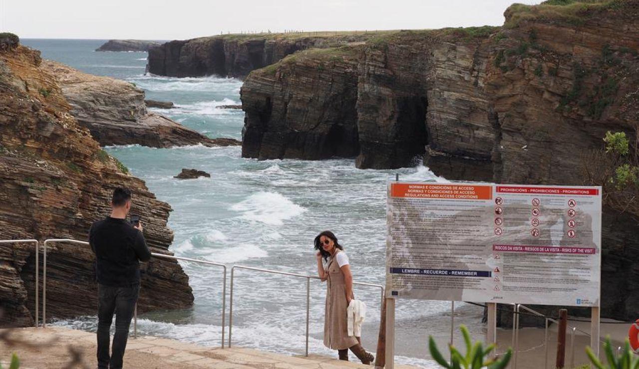 """Galicia es la primera comunidad en pasar a la """"nueva normalidad"""""""