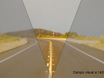Así es el efecto túnel a la hora de conducir