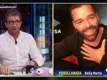 """La definición de Ricky Martin tras su colaboraciones con Sting, Bad Bunny y Carla Morrison en su nuevo disco: """"Es un tsunami de emociones"""""""